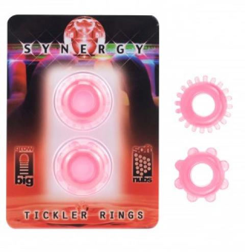 Set Inele roz Synergy