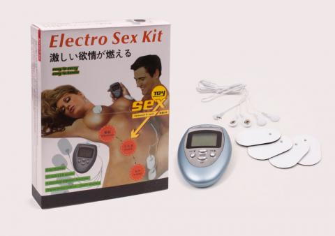 Set pentru sex Electro Kit