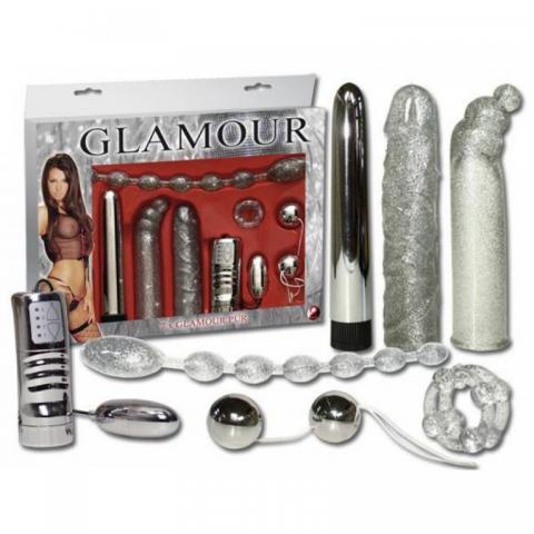 Set Vibratoare Glamour