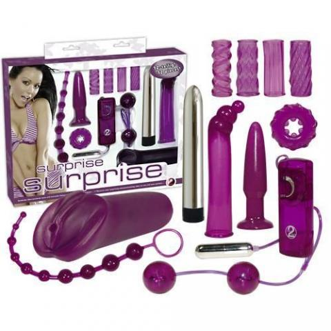 Set Vibratoare Surprise Toy Set