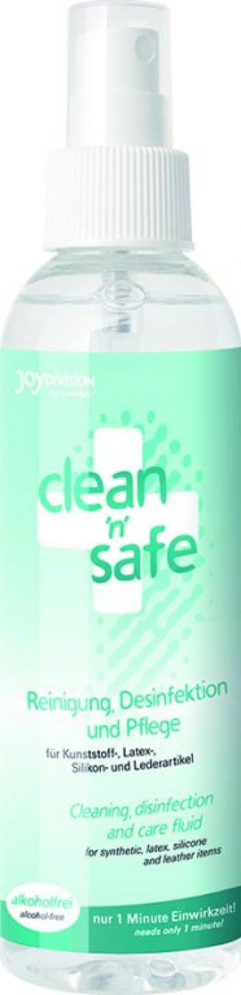 Spray Dezinfectant CleanSafe 100 ml