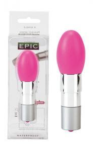 Stimulator Clitoral Epic Pink