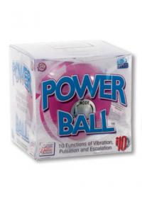 Stimulator clitoral Vibrating Power Ball