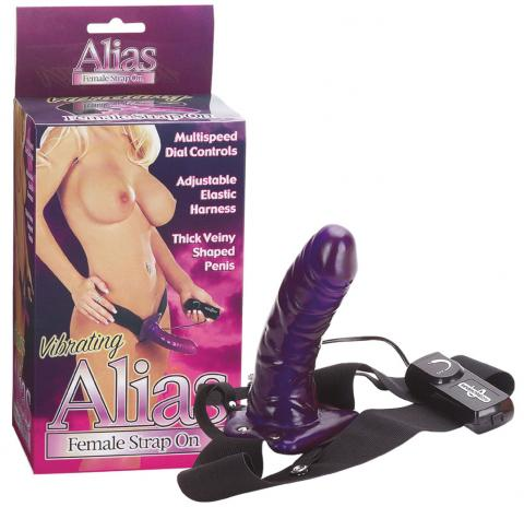 Strap On Alias Female