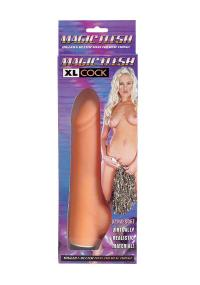 Vibrator Magic Flesh XL
