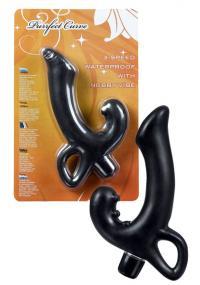 Vibrator Punct G Purrfect Curve Negru