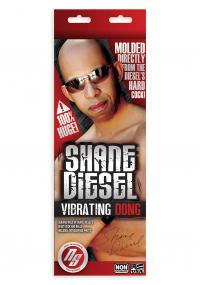 Vibrator Realistic Shane Diesel