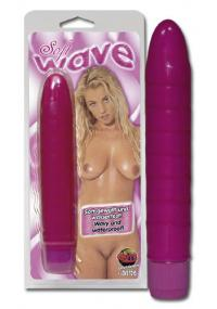 Vibrator Soft Wave Purpuriu